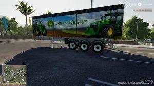 Benalu Tipper John Deere Edition 1