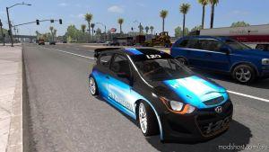 Hyundai I20 WRC for American Truck Simulator