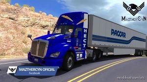 Skin Box Paccar – Wallbert Mazthercyn for American Truck Simulator