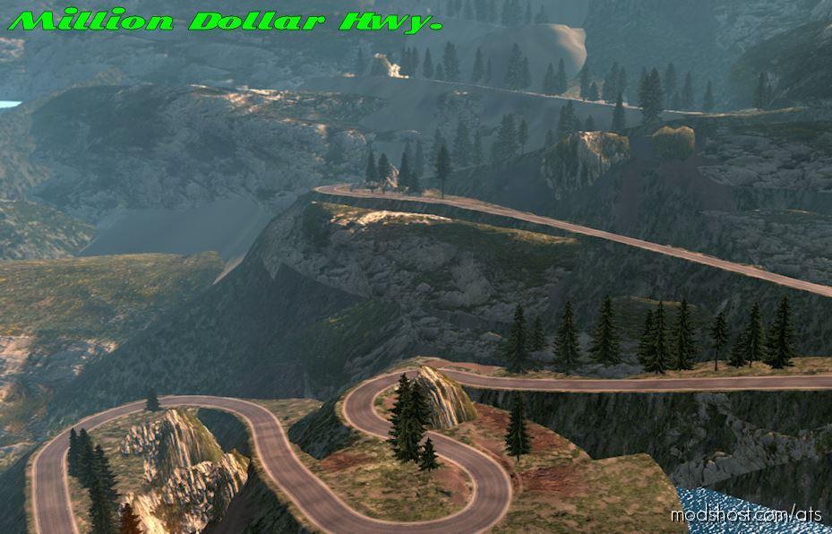 Interstate 10 1.35.X for American Truck Simulator