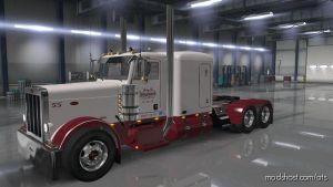 Bowers Trucking Skin for American Truck Simulator