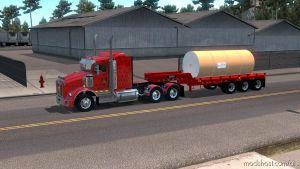 Rogers Fg65L 3X Trailer 2014 V1.0 1.32.X for American Truck Simulator