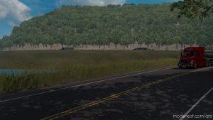 Ushington Beta 1.35 for American Truck Simulator