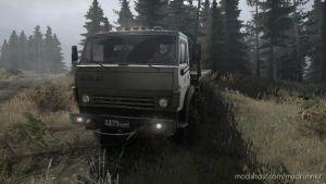 Kamaz 63501 Mod (Multilift) 2