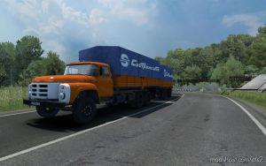 Zil 130-131-133 Update 1.35.X for Euro Truck Simulator 2