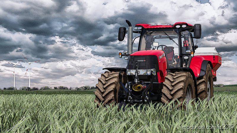 Case Puma Sound for Farming Simulator 2019