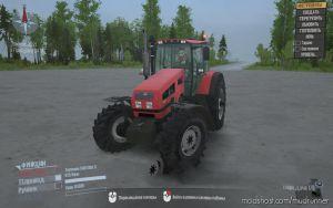 Belarus 1523 Tractor 3