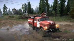 "Zil-131 Ac-40 ""Pripyat"" Truck 1"