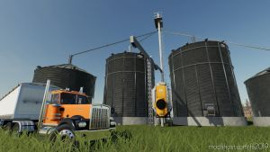 US Grain Silo Complex With Dryer V1.1 1
