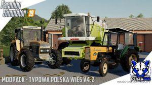 Modpack Na Typowa Polska Map V4.2 for Farming Simulator 2019