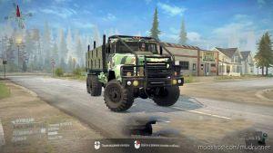 Kraz Truck – 260 for MudRunner