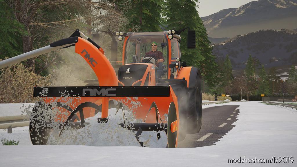 Nmc 320H Pro Snow Blower V1.0.0.1 2