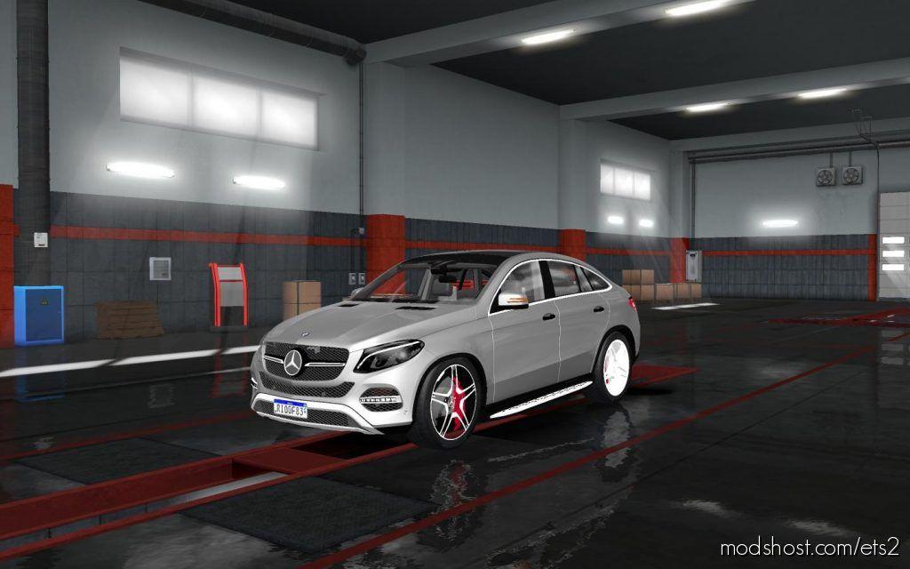 Mercedes Benz GLE 400 Beta for Euro Truck Simulator 2