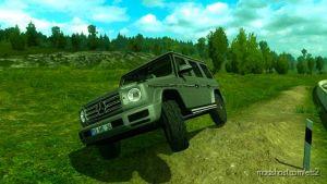 Mercedes-Benz G500 2019 1.35 for Euro Truck Simulator 2