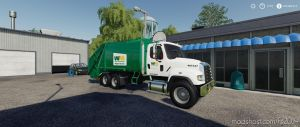Freightliner F114Sd Garbage Truck for Farming Simulator 2019