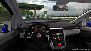 Fiat Punto V1R10 1.35 for Euro Truck Simulator 2