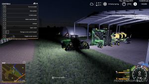 John Deere Air Seeder for Farming Simulator 2019