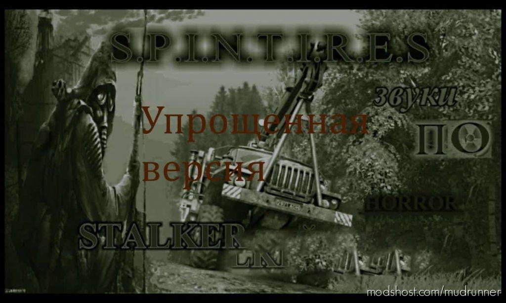 Mudrunner On Stalkers Sounds V1.2 for MudRunner