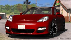 Porsche Panamera 2010 V2.1 [1.33 & Up] for American Truck Simulator