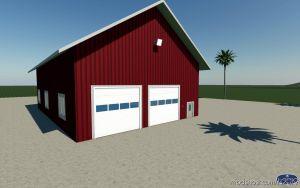 Large Garage for Farming Simulator 2019