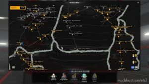 Save Game Profile For Mapa Norte Brasil Ets2 1.35 for Euro Truck Simulator 2
