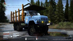 Zil-131FS Truck for MudRunner