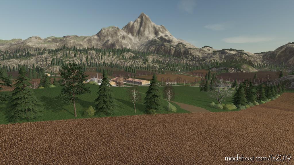 Seasons Geo: Denmark V1.1 for Farming Simulator 2019