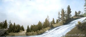 Broken Roads And Fords Map for MudRunner
