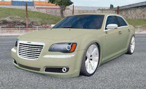 Chrysler 300C Lx2 2011 for Euro Truck Simulator 2