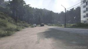Diegos Road Rmk Map for MudRunner
