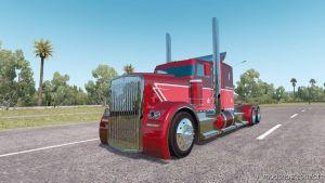 Kennworth The Phantom + Mirror Fix 1.32 Vr Optimized for American Truck Simulator