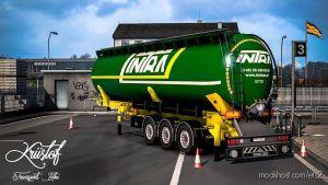 Kriistof Feldbinder Silo Skins Pack V1.1 for Euro Truck Simulator 2
