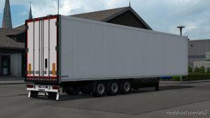 Schmitz S.ko Mega By Sogard3 1.35.X for Euro Truck Simulator 2