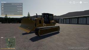 Caterpillar DK6 for Farming Simulator 2019