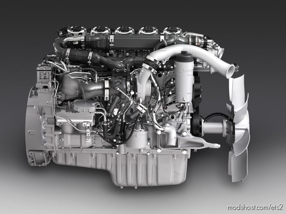 Scania Deep V8 Sound With Jake And Retarder V1.3 for Euro Truck Simulator 2