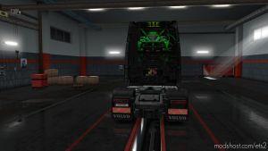 Monster Energy Skin Volvo FH for Euro Truck Simulator 2