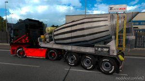 Ownership Cement Mixer For Multiplayer 1.35 for Euro Truck Simulator 2