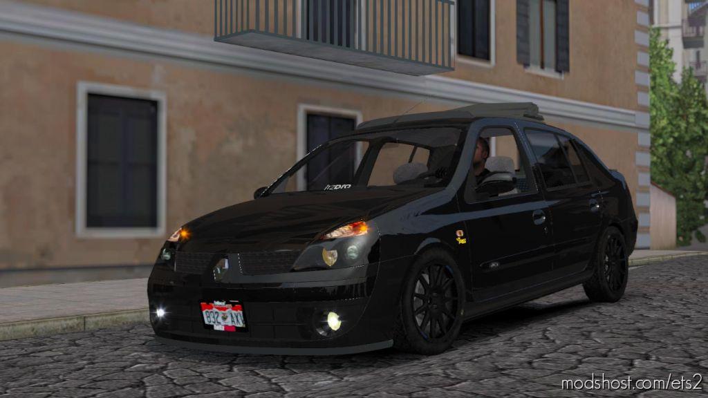 Renault Clio Ii V1R10 1.35 for Euro Truck Simulator 2