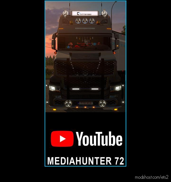 Cb Chatter English for Euro Truck Simulator 2