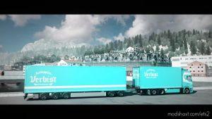 Scania 2016 C Verbist Son Ekeri Tandem Combo Pack 1.35 for Euro Truck Simulator 2
