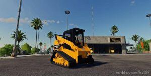 Bcm Cat 289D for Farming Simulator 2019