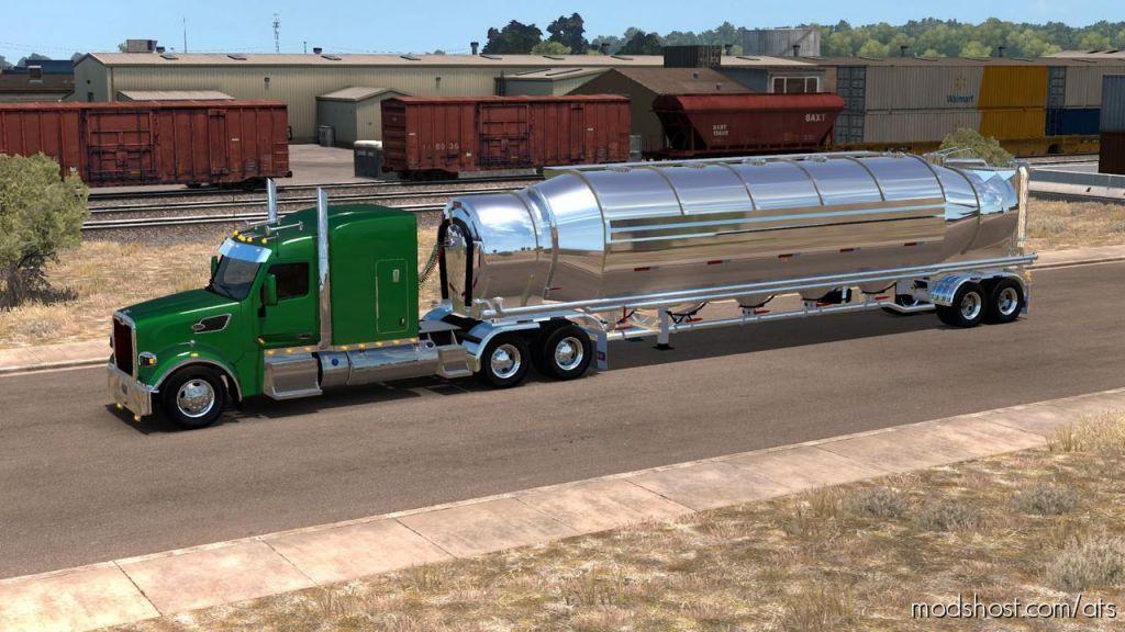 Heil Super Flo Pneumatic V07.09.19 1.35.X for American Truck Simulator