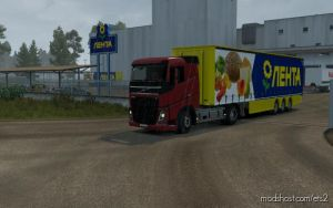 Real Company Logo Baltic 1.35.X for Euro Truck Simulator 2