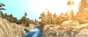Level 82 / Black Water Map for MudRunner