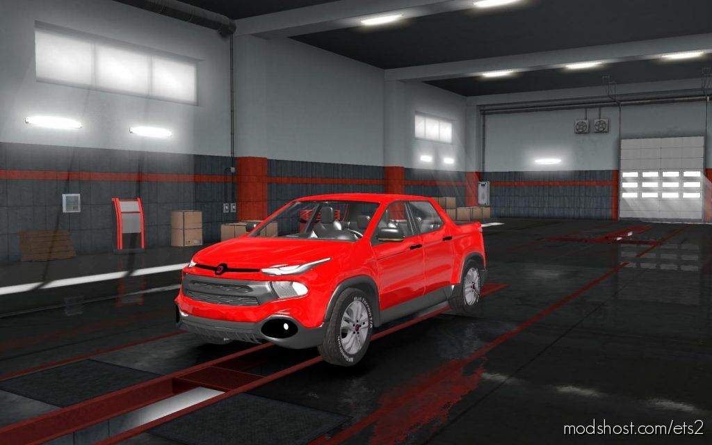 Fiat Toro Beta for Euro Truck Simulator 2