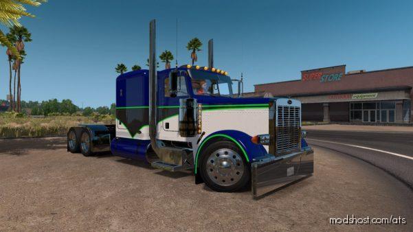W.r 2 Skin for American Truck Simulator