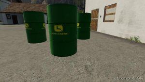 John Deere Barrel 1