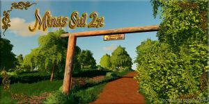 Minas Sul 2X 1.1.0 Beta for Farming Simulator 2019