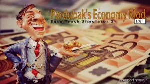 Pardubak's Economy Mod V1.32 W41 for American Truck Simulator