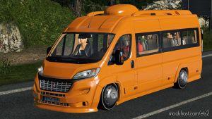 Fiat Ducato 1.35 for Euro Truck Simulator 2